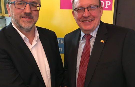 Die Aufstellungsversammlung der FDP Unterfranken
