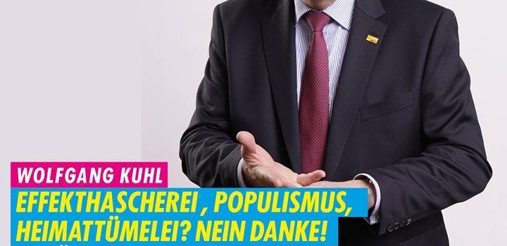 Seit Söder Ministerpräsident ist gab