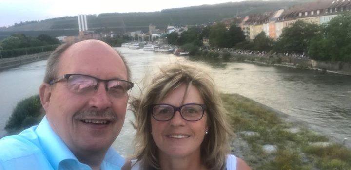 Heute einmal in Würzburg auf